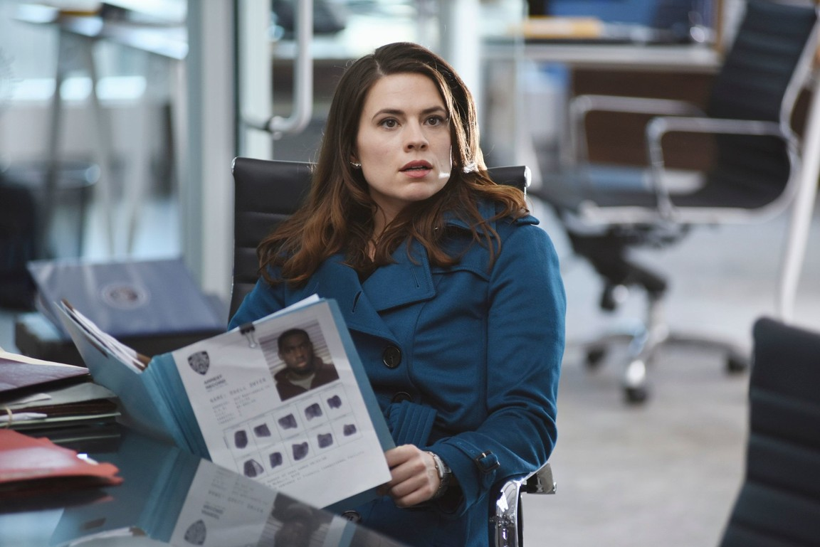 Conviction - Season 1 Episode 01: Pilot