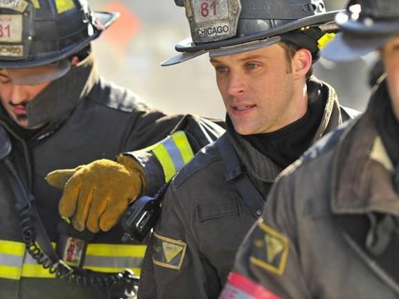 Chicago Fire - Season 1 Episode 11: God Has Spoken