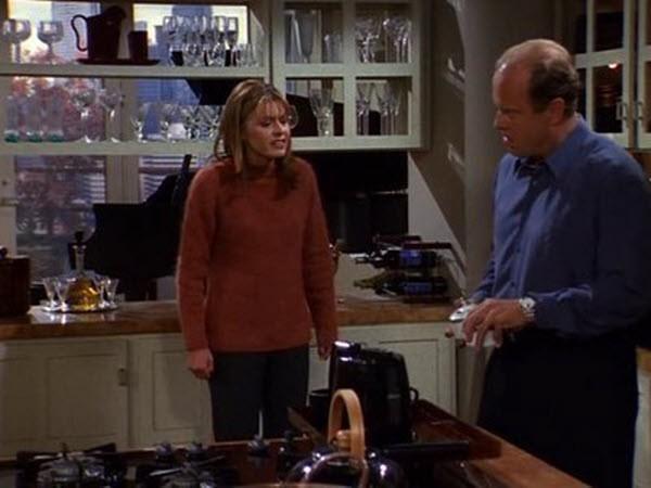 Frasier - Season 7 Episode 06: Rivals