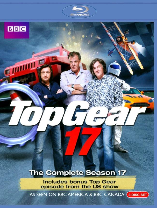 Top Gear (UK) - Season 17 Episode 04: The TG V12 Express
