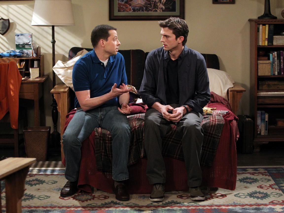 Two and a Half Men - Season 9 Episode 17: Not In My Mouth