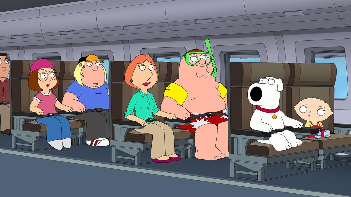 Family Guy - Season 12 Episode 05: Boopa-dee Bappa-dee