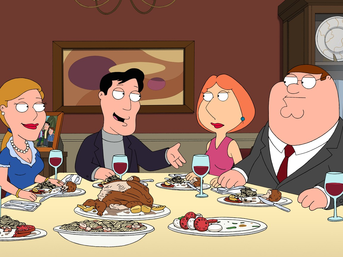 Family Guy - Season 11 Episode 1: Into Fat Air