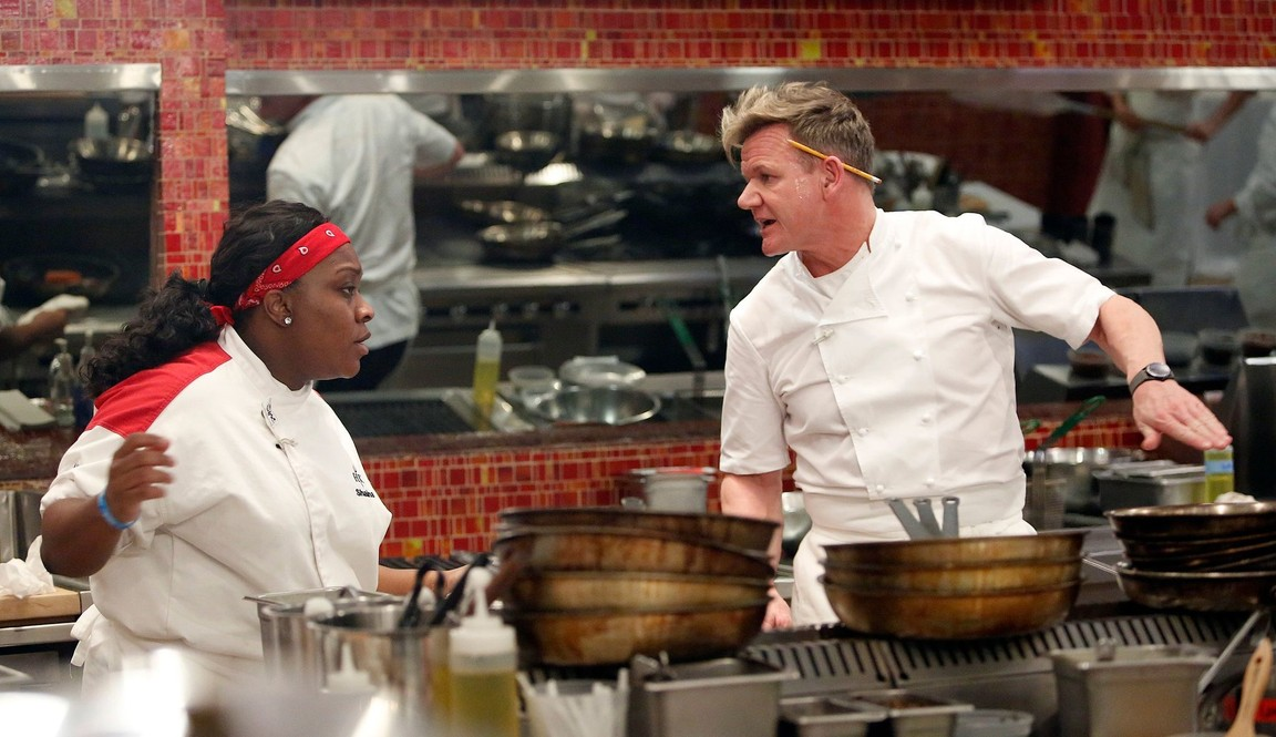 Hell's Kitchen - Season 16 Episode 03: The Yolks On Them
