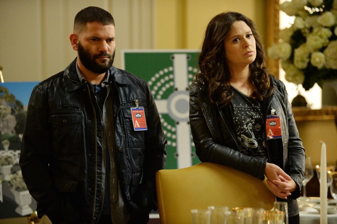 Scandal - Season 4 Episode 17: Put a Ring on It