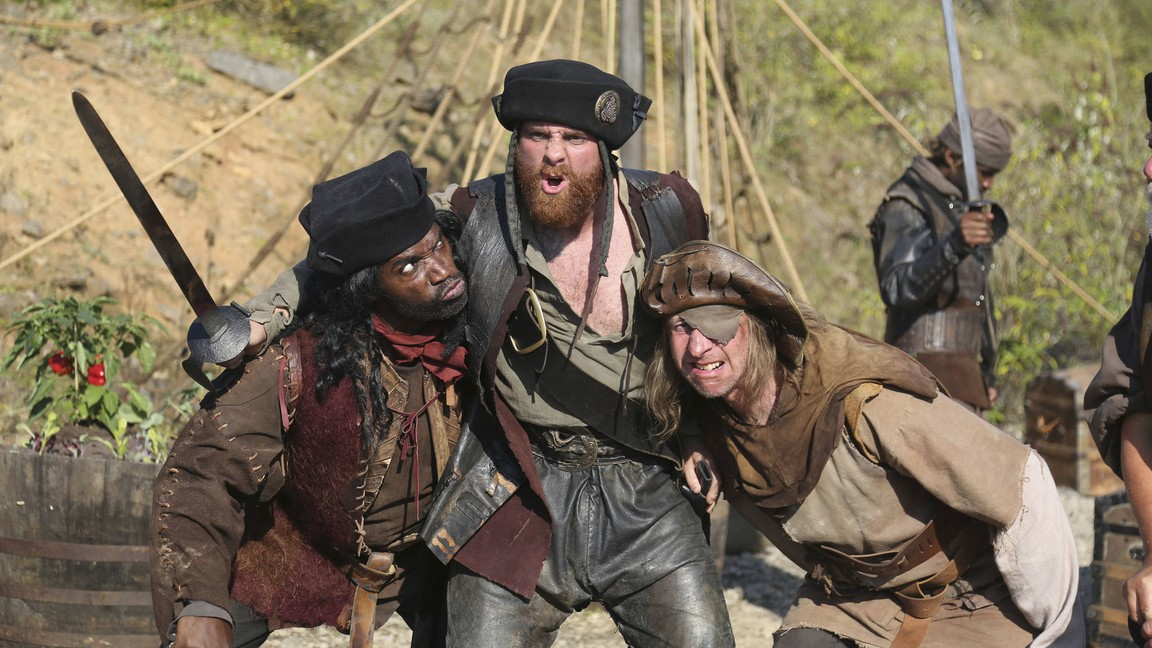 Galavant - Season 1 Episode 04: Comedy Gold