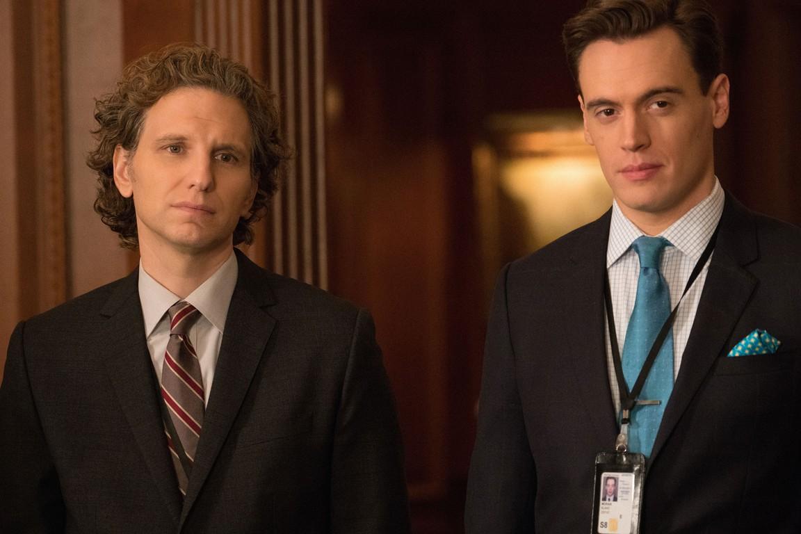 Madam Secretary - Season 4 Episode 04: Shutdown