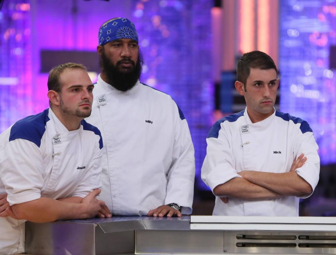 Hell's Kitchen - Season 14 Episode 09: 9 Chefs Compete