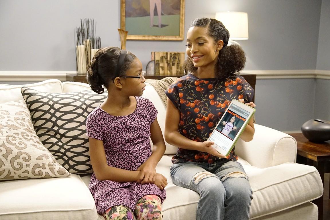 Black-ish - Season 2 Episode 18: Black Nanny