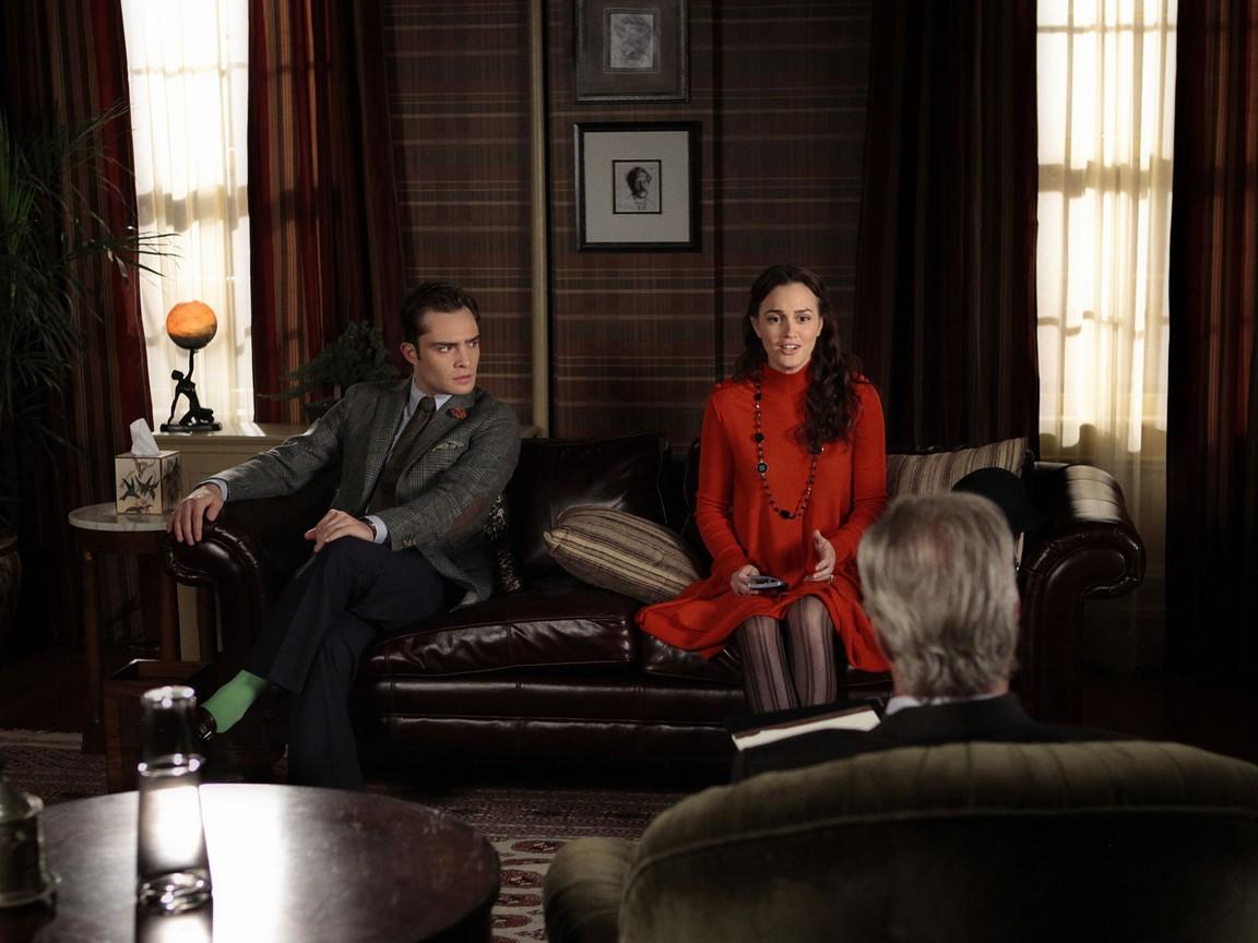 Gossip Girl - Season 5 Episode 09: Rhodes to Perdition