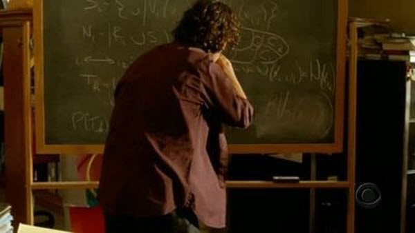 Numb3rs - Season 2 Episode 04: Calculated Risk