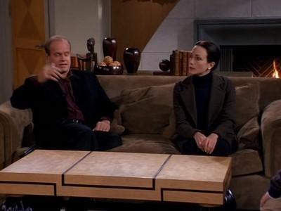 Frasier - Season 7 Episode 09: The Apparent Trap