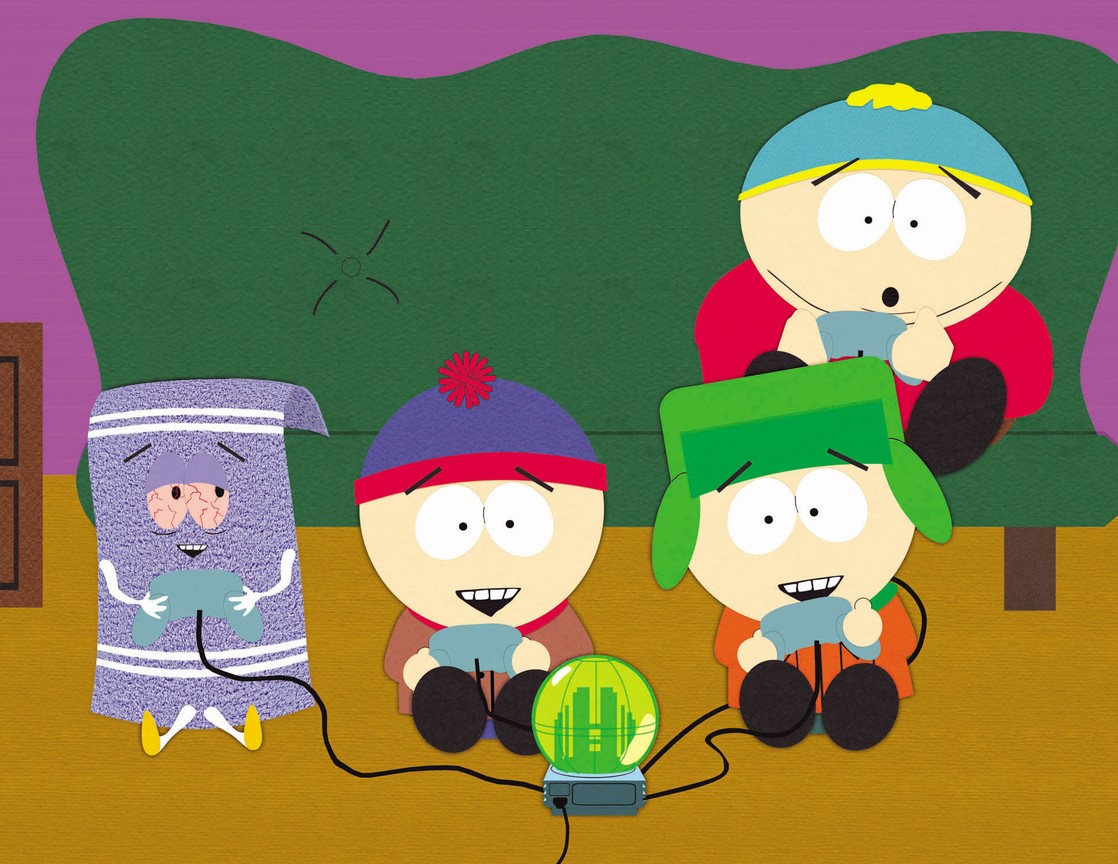 South Park - Season 5 Episode 08: Towelie