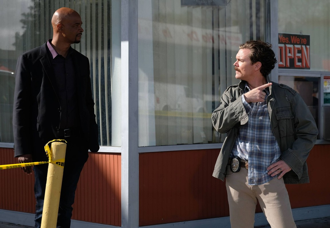Lethal Weapon - Season 1 Episode 15: As Good As It Getz