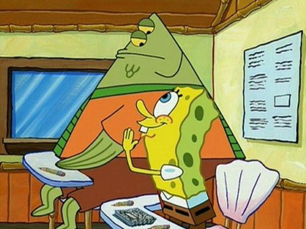 SpongeBob SquarePants - Season 3 Episode 05: The Bully