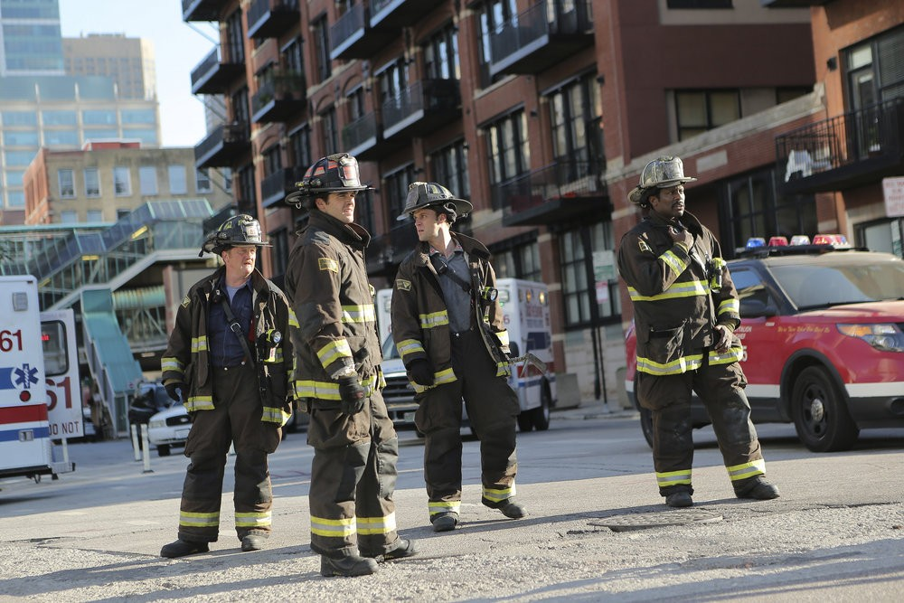Chicago Fire - Season 5 Episode 02: A Real Wake-Up Call