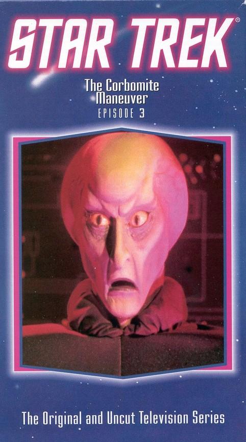 Star Trek: The Original Series - Season 1 Episode 10: The Corbomite Maneuver