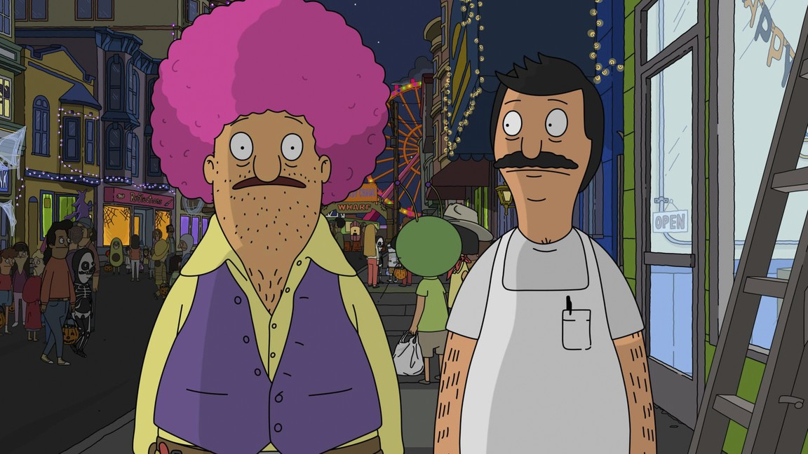 Bob's Burgers - Season 9 Episode 04: Nightmare on Ocean Avenue Street