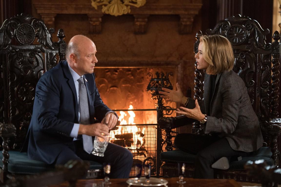 Madam Secretary - Season 4 Episode 07: North to the Future