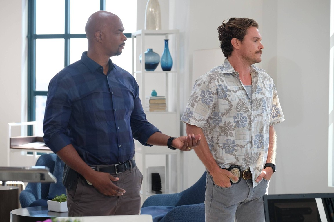 Lethal Weapon - Season 1 Episode 03: Best Buds
