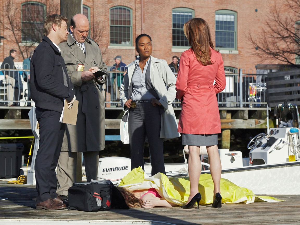 Body of Proof - Season 1 Episode 01: Pilot