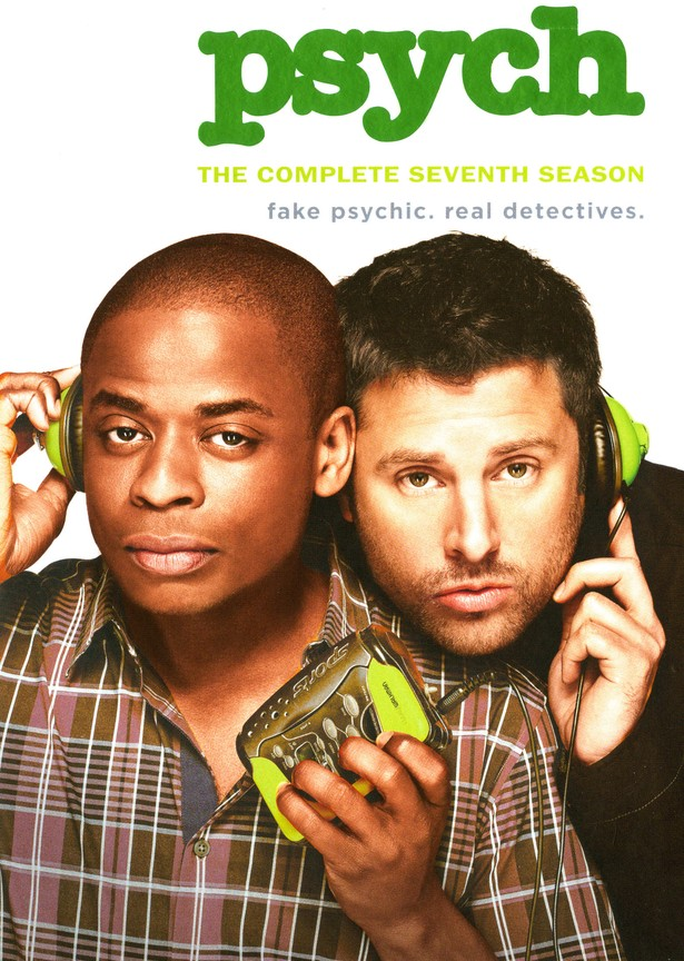 Psych - Season 7 Episode 02: Juliet Takes a Luvvah