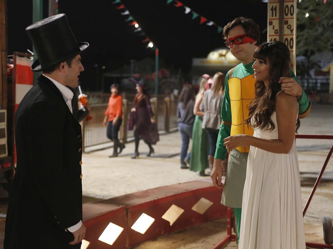 New Girl - Season 2 Episode 6: Halloween