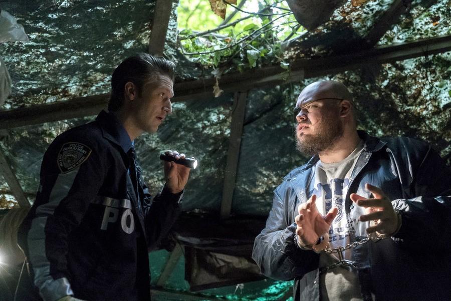 Law & Order: Special Victims Unit - Season 16 Episode 06: Glasgowman's Wrath