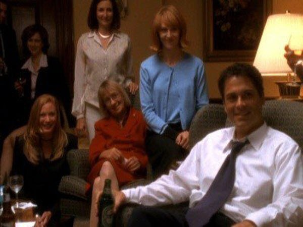 The West Wing - Season 1 Episode 05: The Crackpots and These Women
