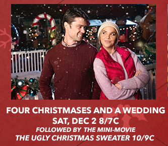 Four Christmases and a Wedding