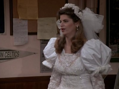 Cheers - Season 9 Episode 15: Wedding Bell Blues (2)