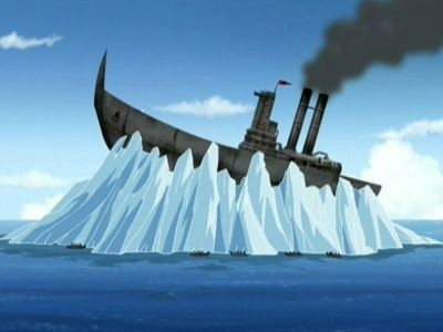 Avatar: The Last Airbender - Book 1: Water Episode 19: The Siege of the North Part 1