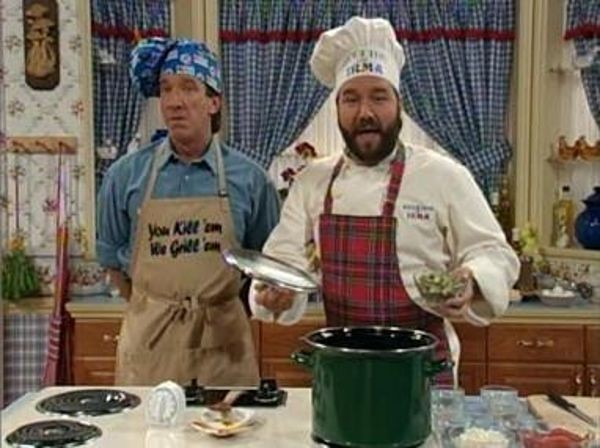 Home Improvement - Season 3 Episode 19: Too Many Cooks