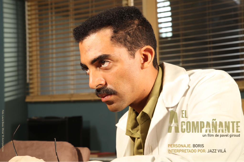 The Companion (El acompañante) [Sub: Eng]