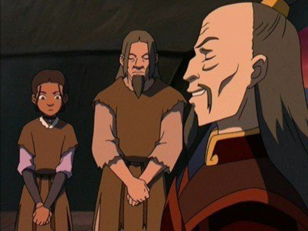 Avatar: The Last Airbender - Book 1: Water Episode 06: Imprisoned