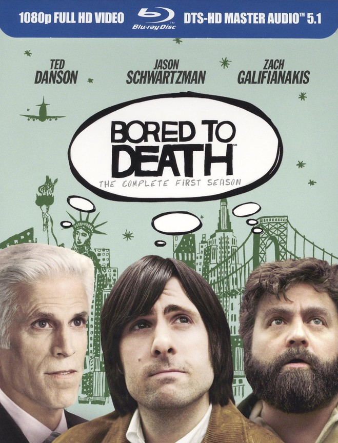 Bored to Death - Season 1 Episode 06: The Case of the Beautiful Blackmailer