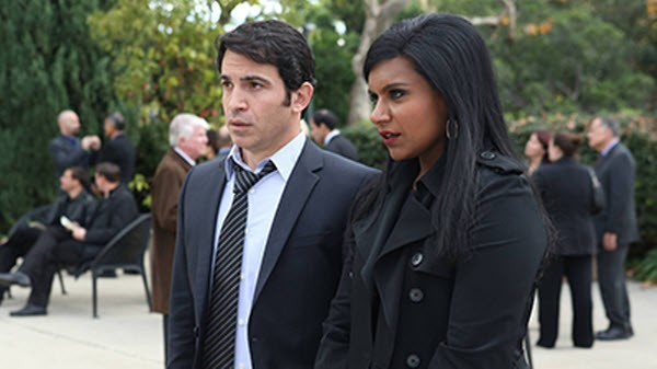The Mindy Project - Season 2 Episode 15: French Me, You Idiot