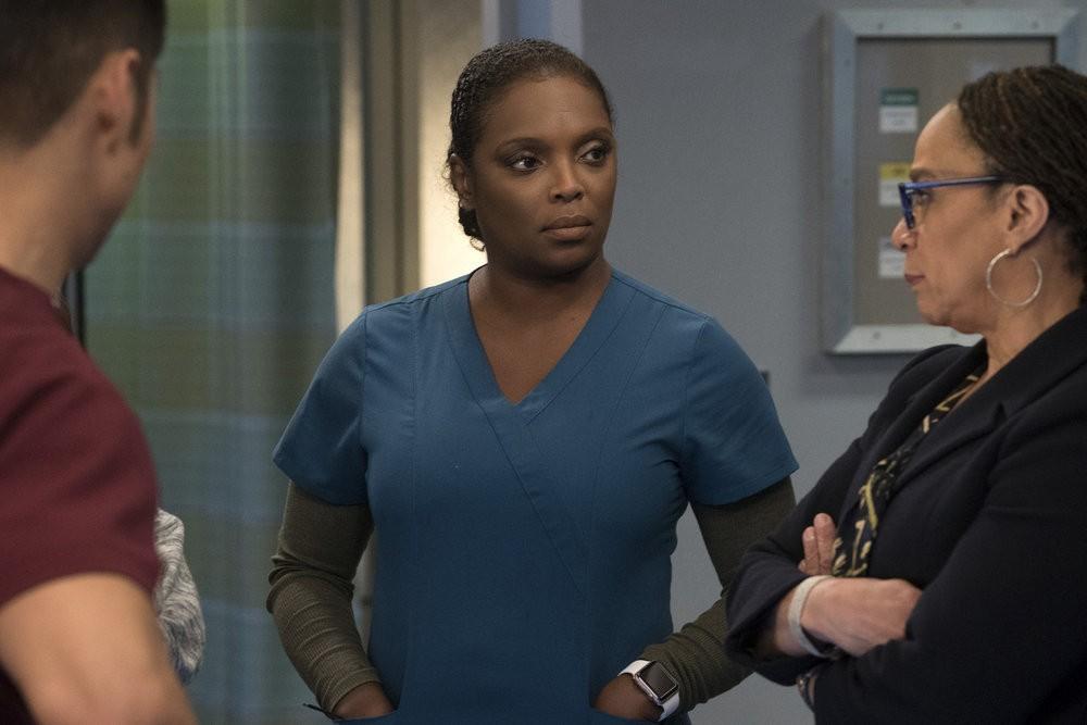 Chicago Med - Season 2 Episode 07: Inherent Bias