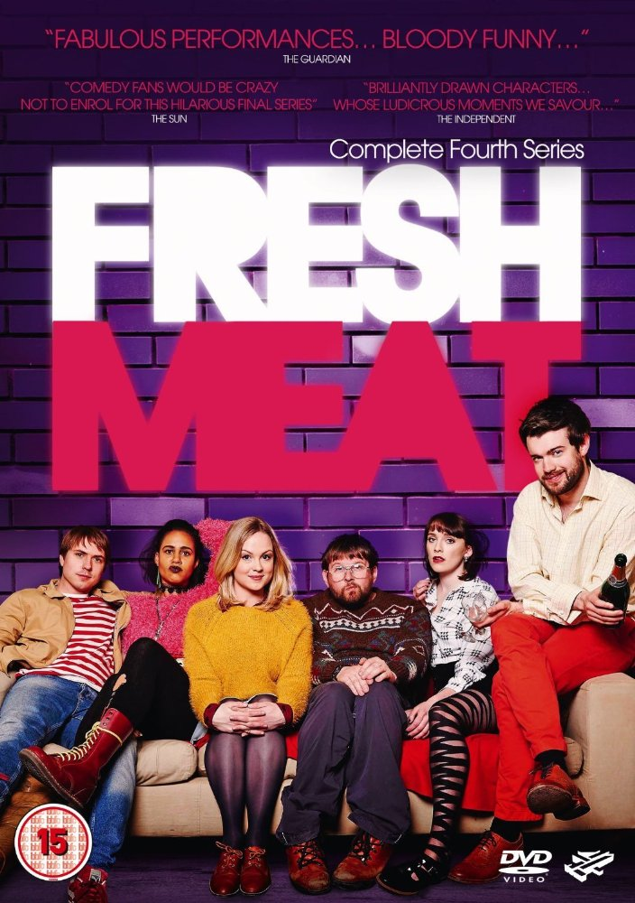 Fresh Meat - Season 4