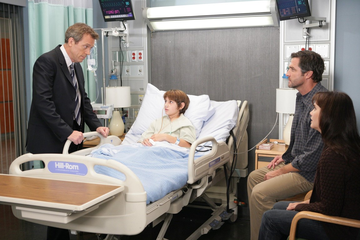 House M.D. - Season 5 Episode 16: The Softer Side