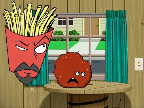 Aqua Teen Hunger Force - Season 3
