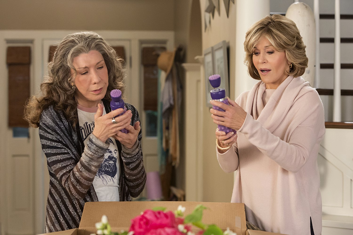 Grace and Frankie - Season 4