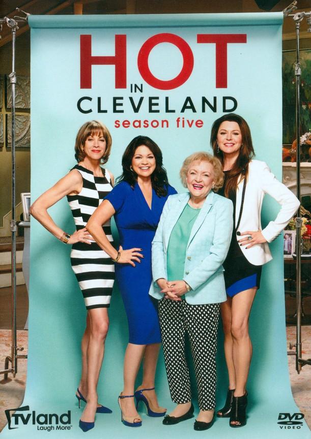 Hot in Cleveland - Season 5