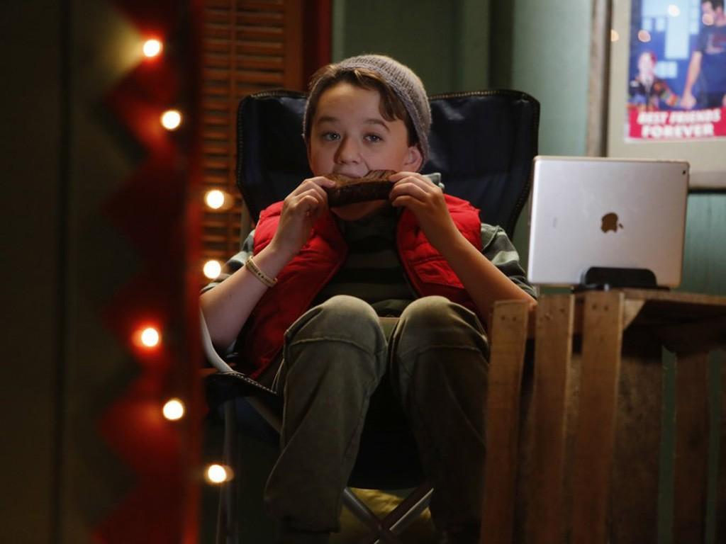 About a Boy - Season 1 Episode 13: About a Rib Chute