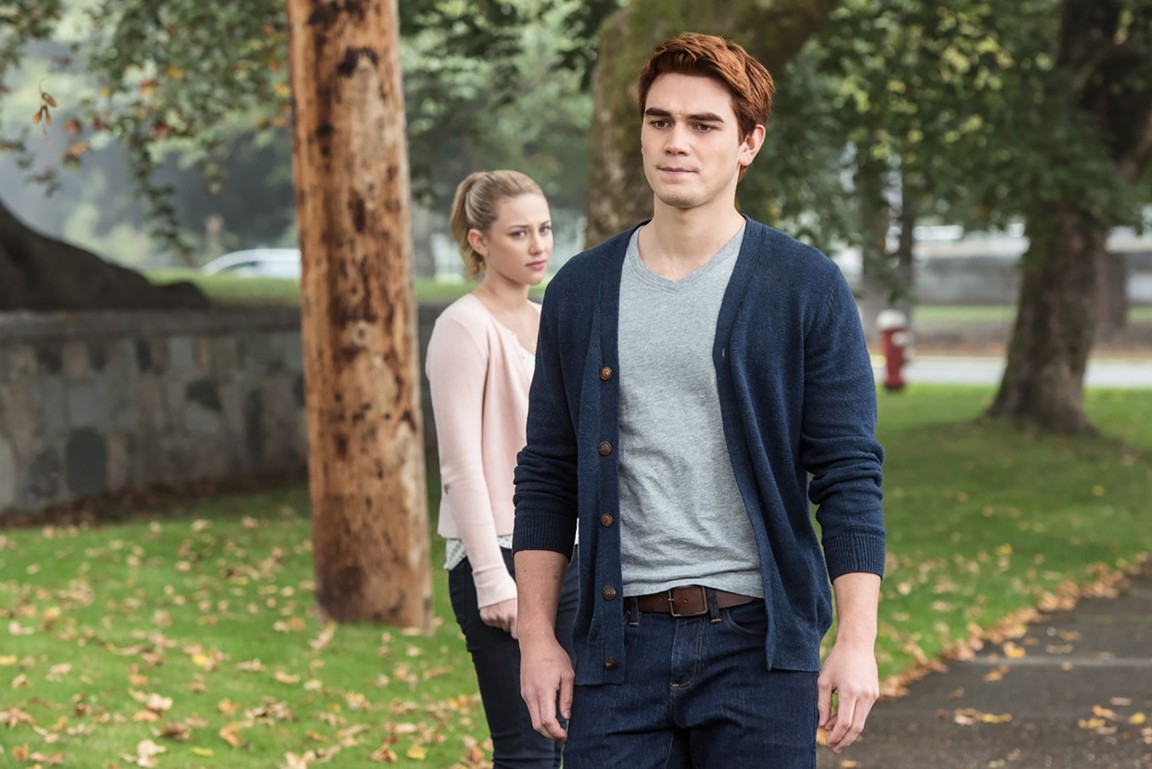 Riverdale - Season 1 Episode 04: Chapter Four: The Last Picture Show