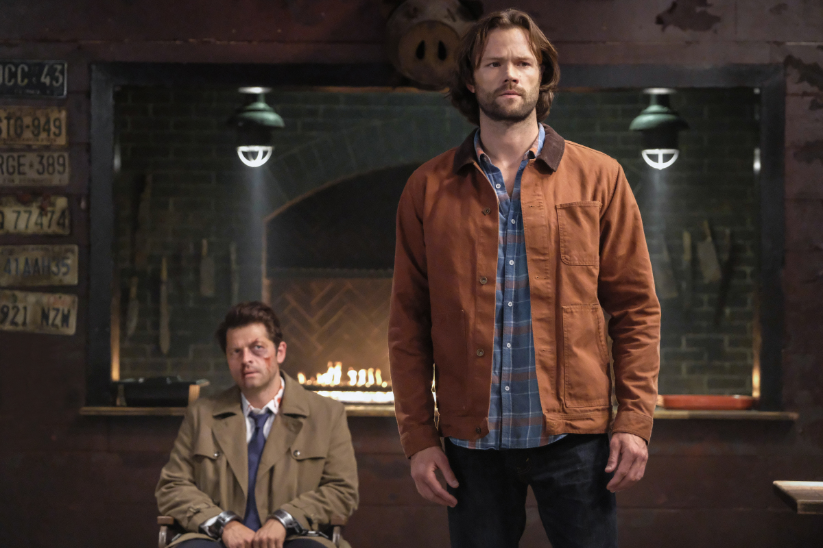 Supernatural - Season 14