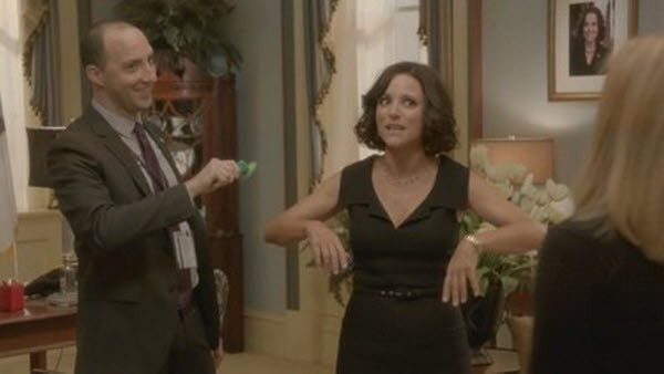 Veep - Season 1 Episode 02: Frozen Yoghurt