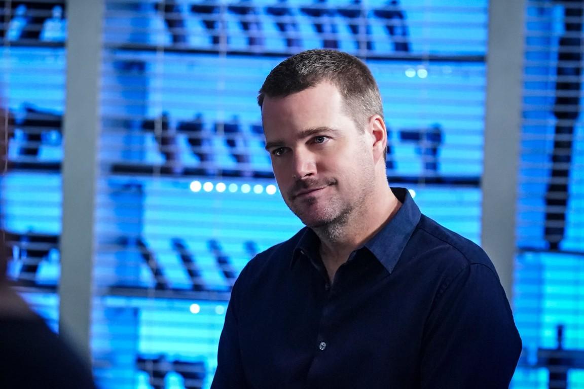 NCIS Los Angeles - Season 10 Episode 10: Heist