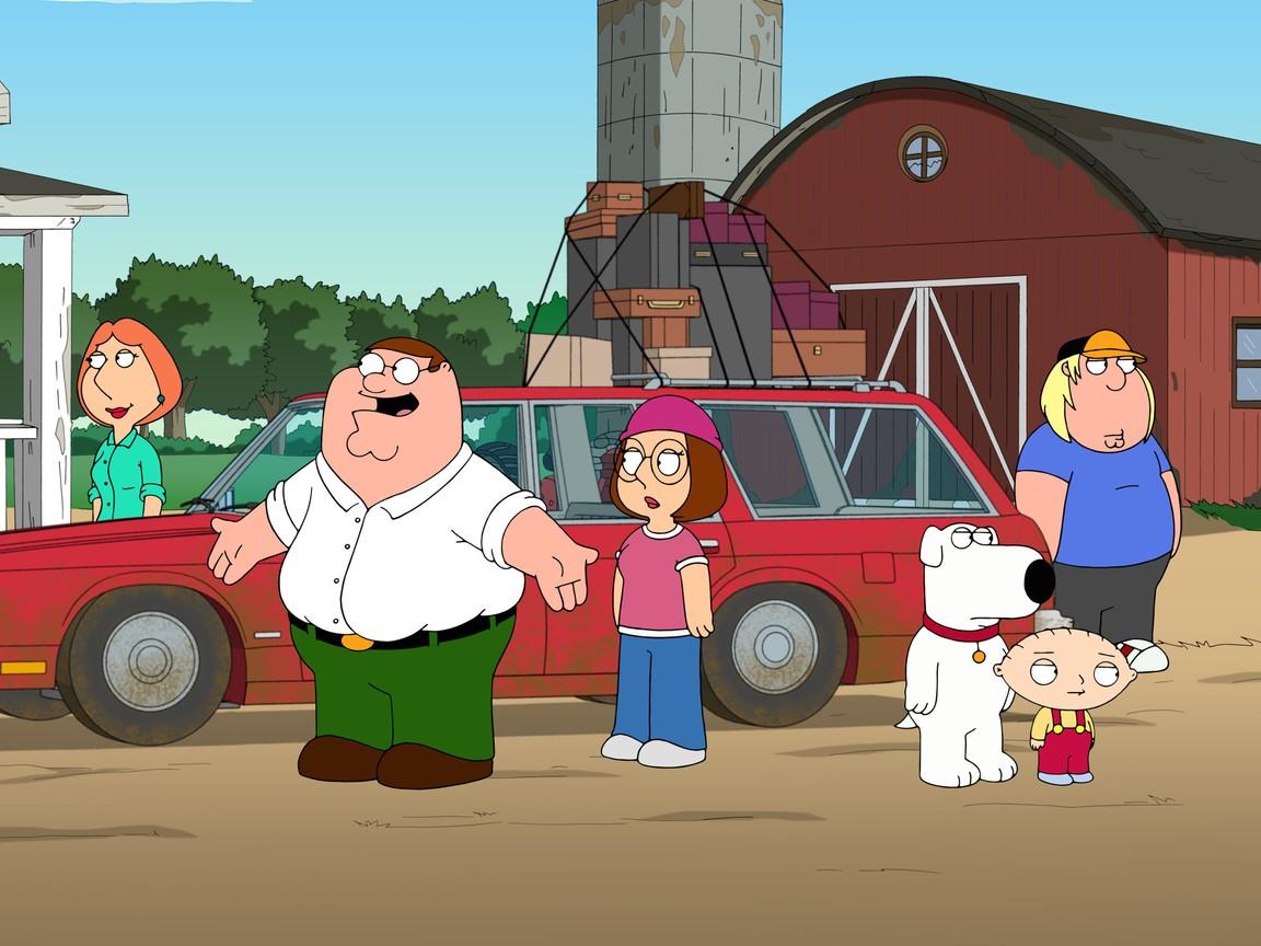 Family Guy - Season 11 Episode 20: Farmer Guy