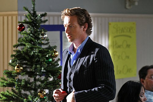 The Mentalist - Season 3 Episode 10 : Jolly Red Elf